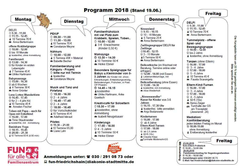 Programm 19.06