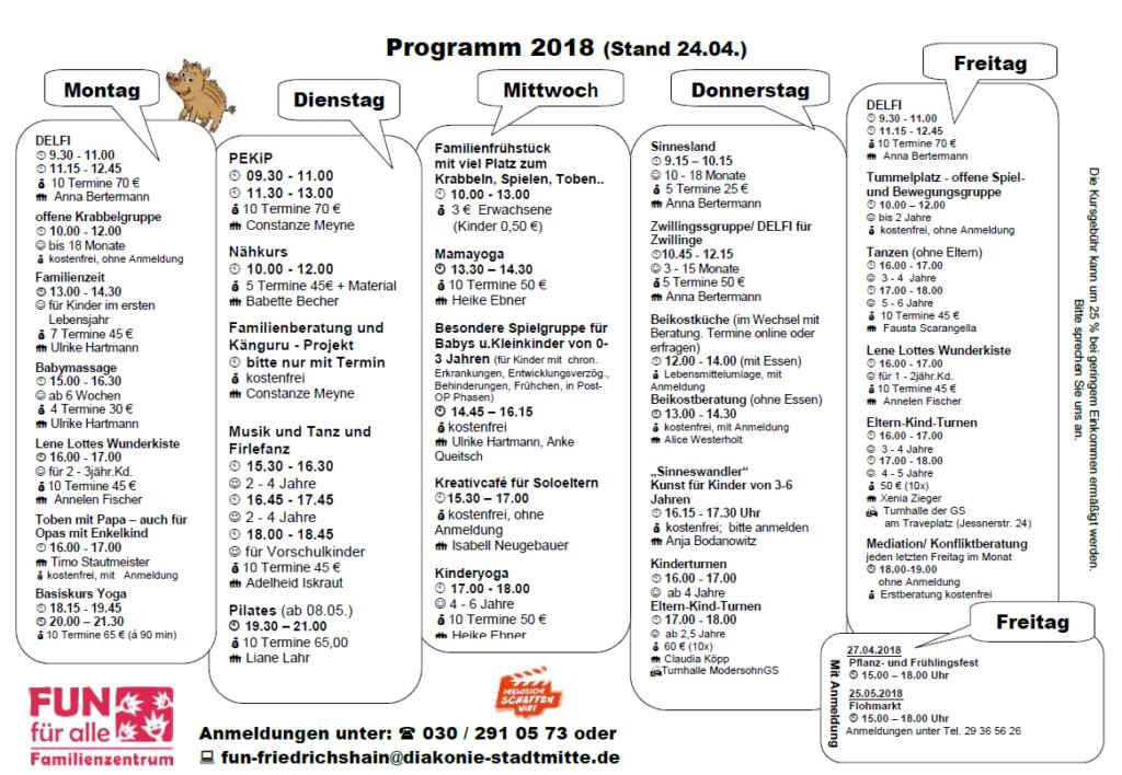 Programm 24.04
